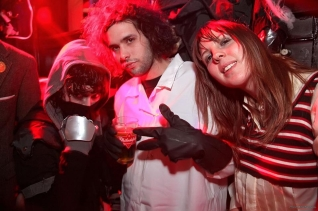 OddCake Presents - Halloween is October 31st (2012) @ KungFu Necktie, Philly - Photography by Red Lite photos_63
