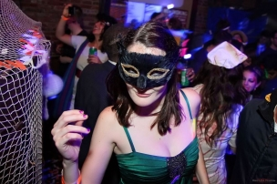 OddCake Presents - Halloween is October 31st (2012) @ KungFu Necktie, Philly - Photography by Red Lite photos_7