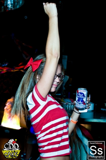 OddCake Presents - The Original Hipster, A Wheres Waldo Costume Party 0044