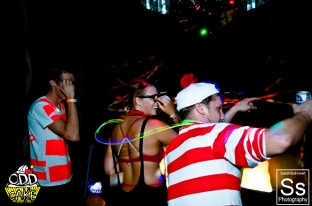 OddCake Presents - The Original Hipster, A Wheres Waldo Costume Party 0049