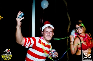 OddCake Presents - The Original Hipster, A Wheres Waldo Costume Party 0050