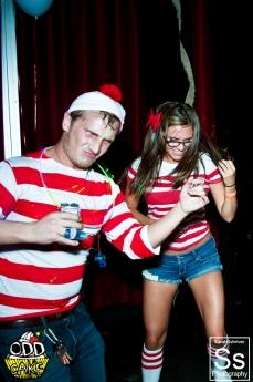 OddCake Presents - The Original Hipster, A Wheres Waldo Costume Party 0059