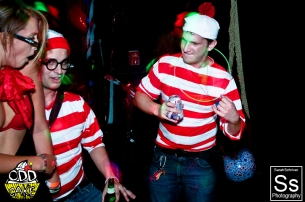 OddCake Presents - The Original Hipster, A Wheres Waldo Costume Party 0064