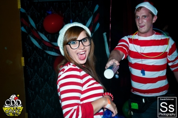 OddCake Presents - The Original Hipster, A Wheres Waldo Costume Party 0085