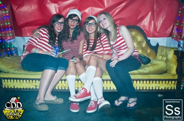 OddCake Presents - The Original Hipster, A Wheres Waldo Costume Party 0087
