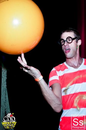 OddCake Presents - The Original Hipster, A Wheres Waldo Costume Party 0113