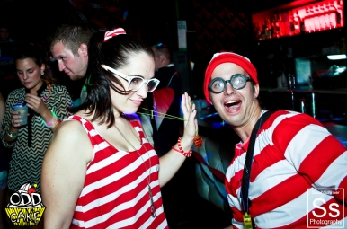 OddCake Presents - The Original Hipster, A Wheres Waldo Costume Party 0115