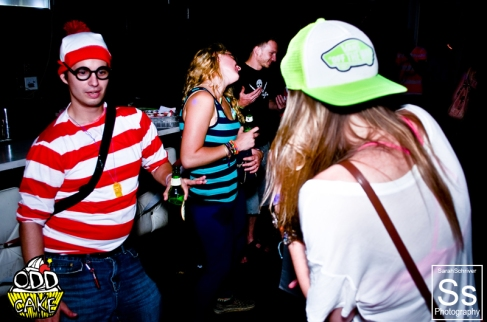 OddCake Presents - The Original Hipster, A Wheres Waldo Costume Party 0167