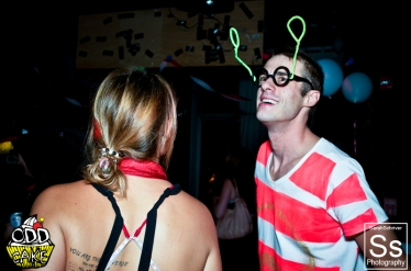 OddCake Presents - The Original Hipster, A Wheres Waldo Costume Party 0169