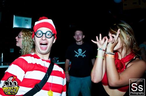OddCake Presents - The Original Hipster, A Wheres Waldo Costume Party 0170