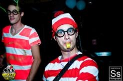 OddCake Presents - The Original Hipster, A Wheres Waldo Costume Party 0171