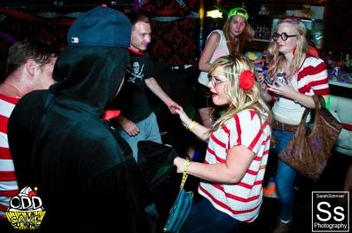 OddCake Presents - The Original Hipster, A Wheres Waldo Costume Party 0203