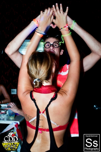 OddCake Presents - The Original Hipster, A Wheres Waldo Costume Party 0207