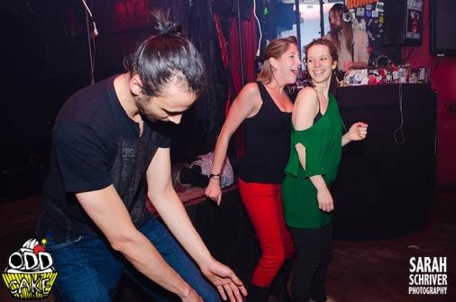 OddCake Presents - Creme Brulet @ The Barbary 04-17-2014_3