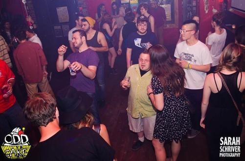 OddCake Presents - Creme Brulet @ The Barbary 05-15-2014_11