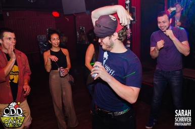 OddCake Presents - Creme Brulet @ The Barbary 05-15-2014_2
