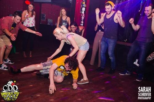 OddCake Presents - Creme Brulet @ The Barbary 05-15-2014_29