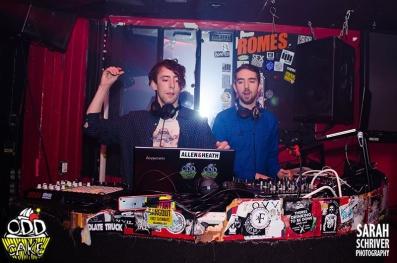 OddCake Presents - Creme Brulet @ The Barbary 05-15-2014_45