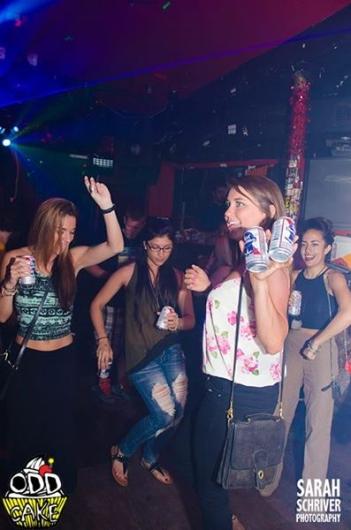 OddCake Presents - Creme Brulet @ The Barbary 05-15-2014_50