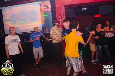 OddCake Presents - Creme Brulet @ The Barbary 05-15-2014_7