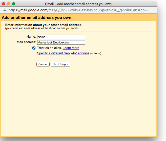 Gmail add your outlook account www.nerd-tech.net tutorials.png